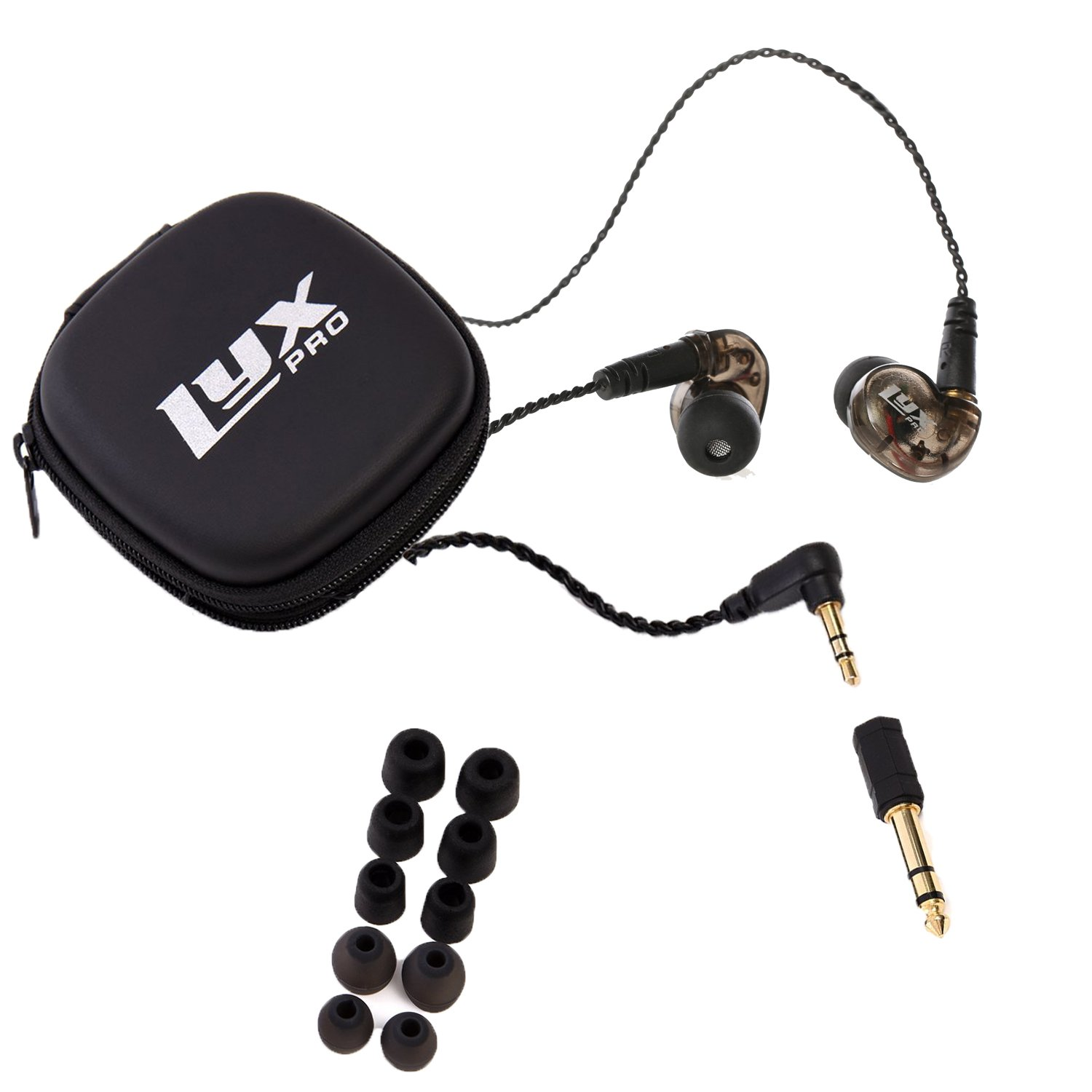 sound isolating in ear monitors