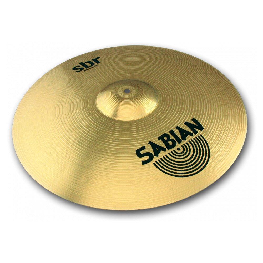 sabian sbr series 20-inch ride cymbal