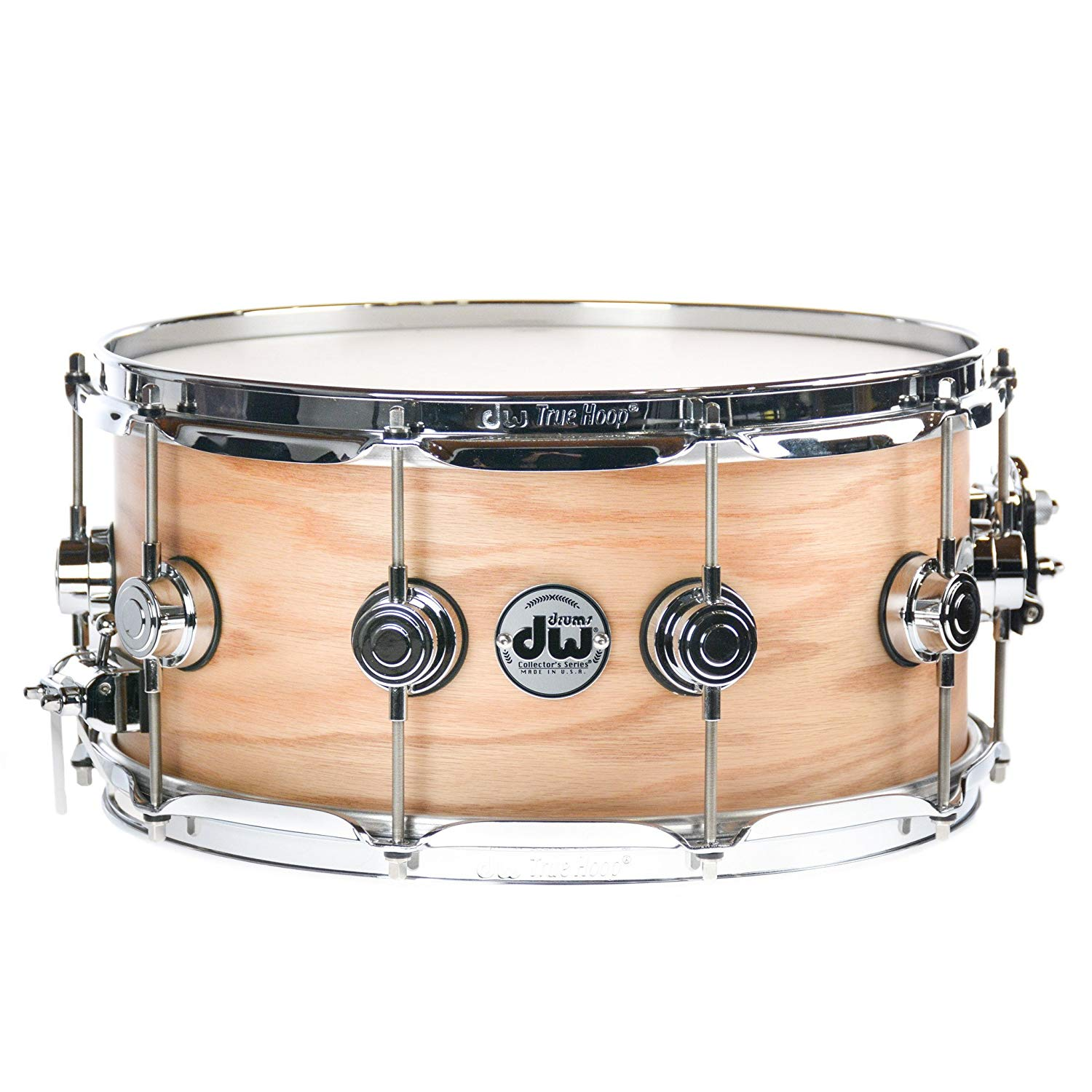 best wood snare drums