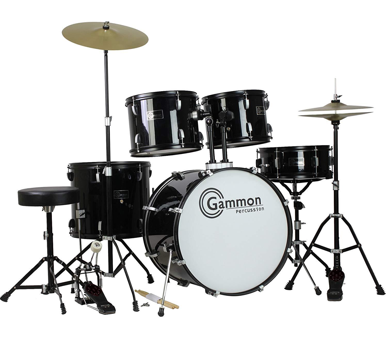 best professional drum sets 2017