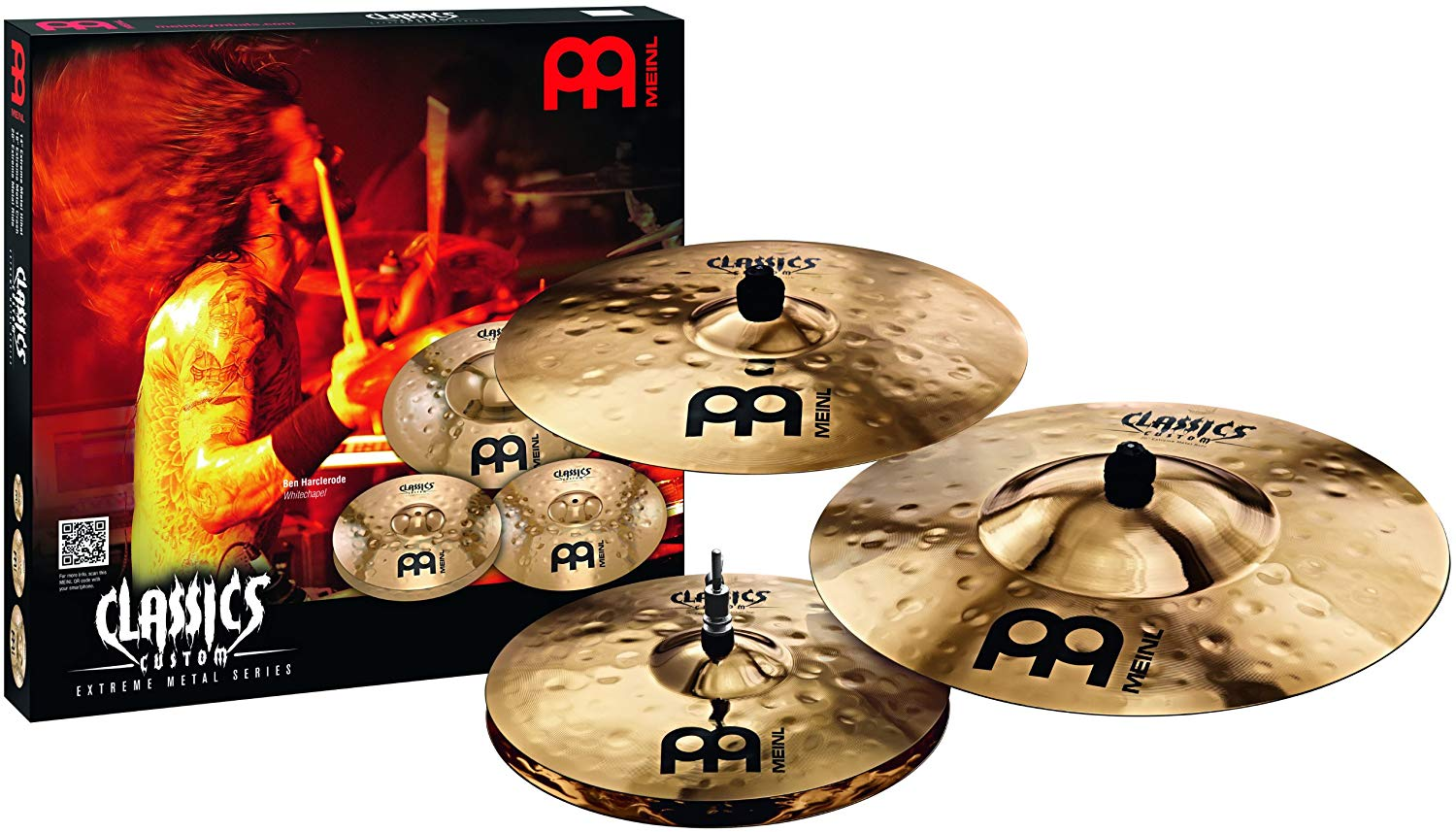 best cymbal pack for metal