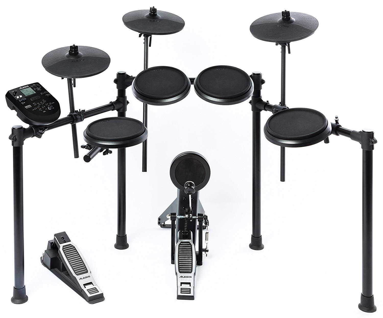 cheap electronic drum set