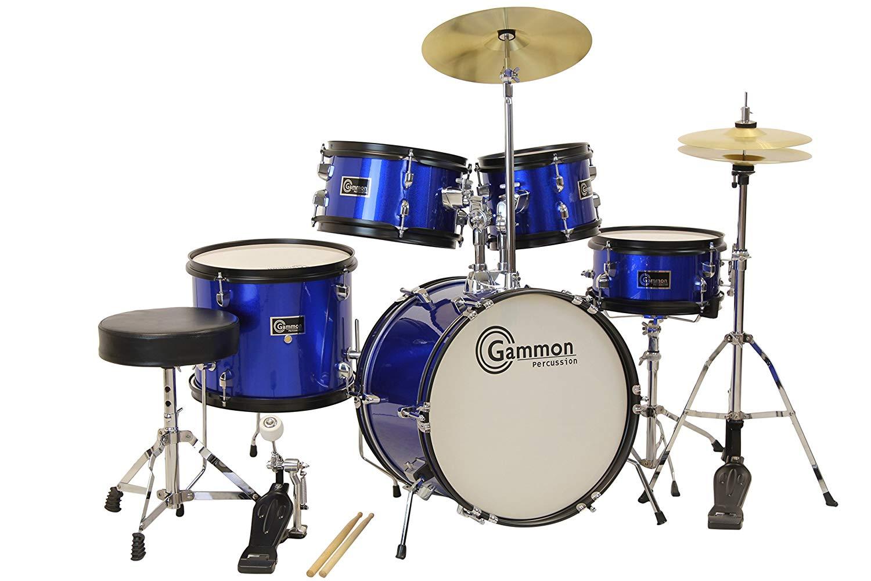 pearl junior drum set