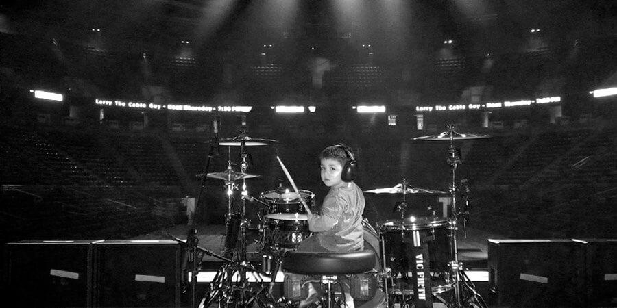 drum set for preschoolers