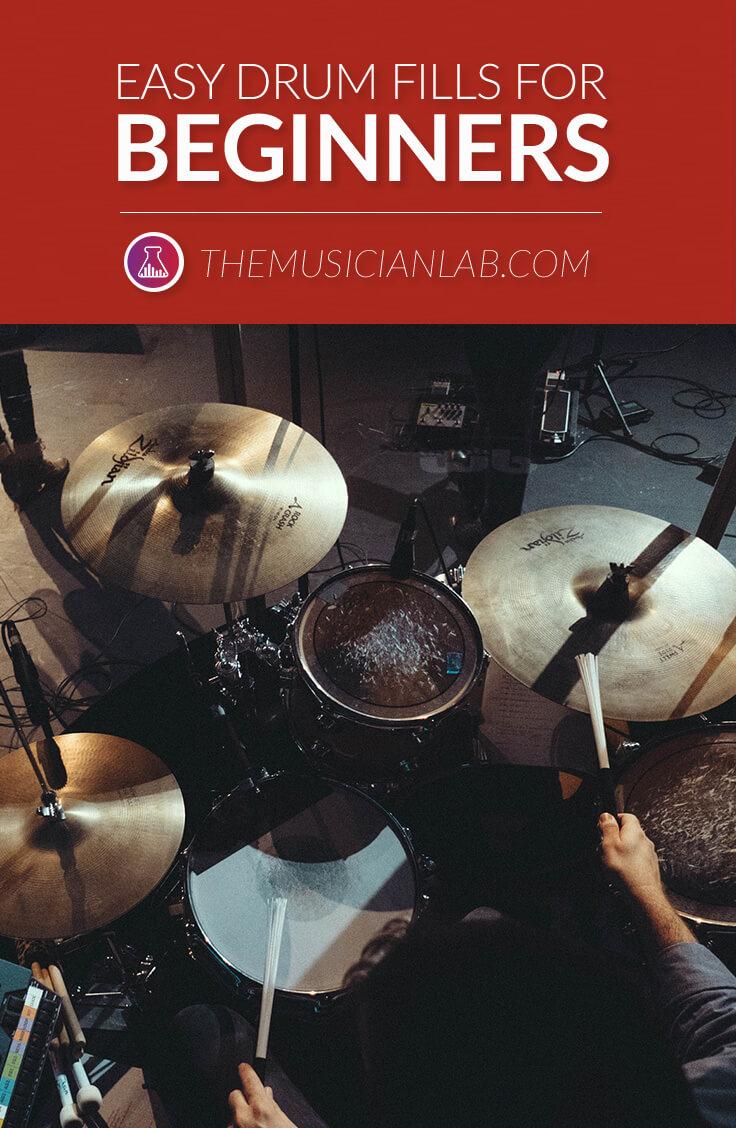 easy drum fills for beginners