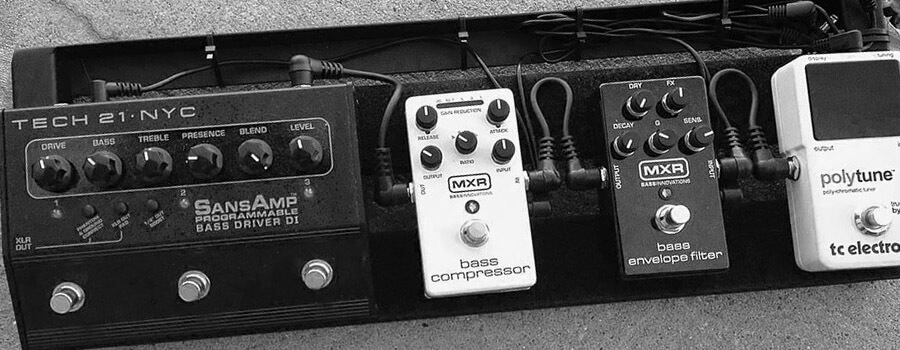 Best Bass Compressor Pedal